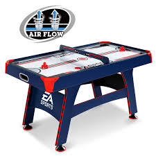 table air hockey canadian tire ea sports 5 ft air hockey table with overhead es md sports