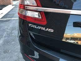 2014 ford taurus tail light 2014 ford taurus sel in waldorf md washington d c ford taurus