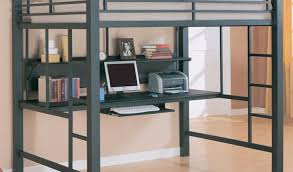 girls loft beds with desk futon bunk bed with desk and futon amazing teen futon fabulous