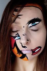Scary Halloween Decorations Canada 21 unique halloween makeup ideas to try scary halloween makeup