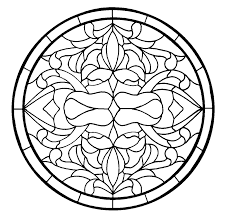 nice stained glass coloring 23 5040