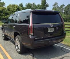 2015 cadillac escalade fuel economy living large with a 2015 cadillac escalade premium 4wd auto