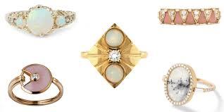 opal rings unique images 33 beautiful opal engagement rings unique opal engagement rings gif