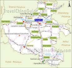 Ancient China Map China Insight Series Zhengzhou 郑州 News La Trobe University