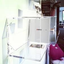 plexiglas bookcase acrylic transparent acrylic and plexiglass