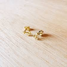 anchor earrings dainty anchor stud earrings catalyst jewelry socially