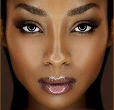 how to apply makeup for black women