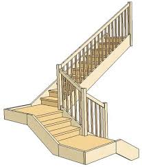 Banister Meaning 10 Different Types Of Stairs Commonly Designed For Buildings