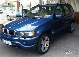 suv bmw bmw x5 2001 suv 3 0l diesel automatic for sale limassol