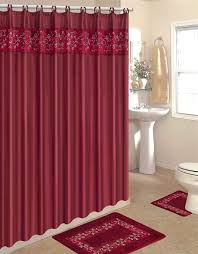 Burgundy Bathroom Accessories by Burgundy Bathroom Rugs Best Rug 2017