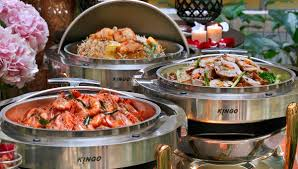 buffet catering for 20 pax