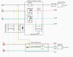 headphones wiring diagram and schematics striking headset ansis me