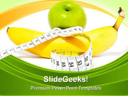 banana powerpoint templates slides and graphics