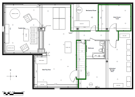 Blueprints For Houses With Basements - basement layouts design monumental designing your 1