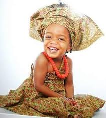 baby headwrap history of the wrap gele africa the side they