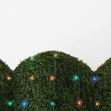 sylvania christmas net lights target