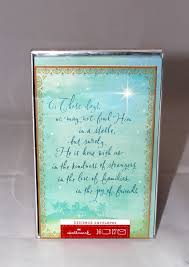 hallmark religious cards boxed best images collections