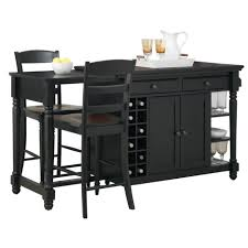 kitchen kitchen island cart with seating with home styles