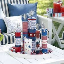 patriotic decorations 17 perfectly patriotic decorations for the 4th of july spray