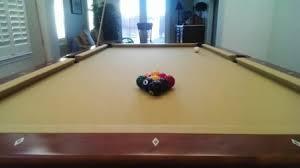khaki pool table felt replacing pool table felt you ve got options angie s list