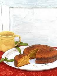food for joy jaggery cake a basic vanilla sponge cake using