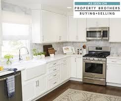 best 25 white shaker kitchen cabinets ideas on pinterest style