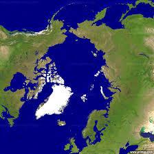 North Pole Map Primap Pole Maps