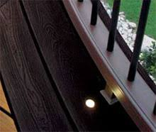 Trex Lighting Trex Decklighting Tarheel Wood Treating Co