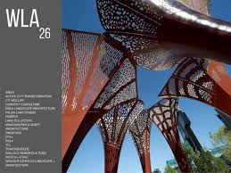 Landscape Architecture Magazine by Latest Wla Magazine Out Now