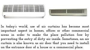 How Do Air Curtains Work What Is The Purpose Of An Air Curtain Oropendolaperu Org