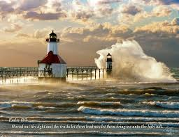 reflections rohne lighthouses bible verses
