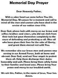 memorial poems for happy memorial day poems for veterans preschoolers church