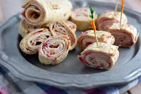 cranberry dishes for thanksgiving turkey swiss and cranberry mayo roll ups savory experiments