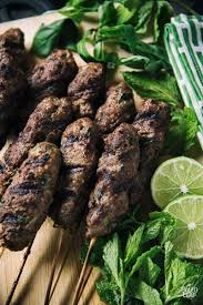 Morroco Style by Moroccan Style Beef Kebabs Paleo Leap