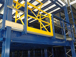 mezzanines pallet racking and metal shelving atox storage systems