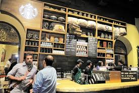 store in india starbucks opens its store in india livemint