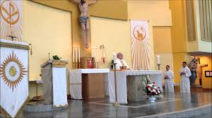 7 pm spanish mass at our lady of the lakes catholic church youtube