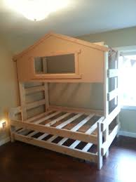 Special Bunk Beds White Works Custom Bunk Beds And Lofts Diy Projects