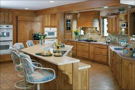 Overstock Kitchen Cabinets Kitchen Kitchen Cabinets Natural Hickory Cabinets Pine Corner