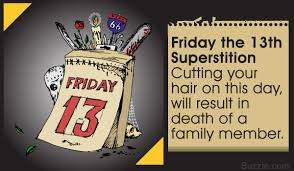 astonishingly bizarre superstitions of friday the 13th