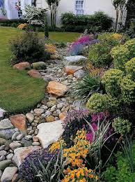 how to install a dry creek bed dry creek bed yards and campaign