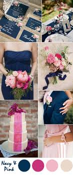 color palette for wedding ten most gorgeous navy blue wedding color palette ideas for 2016