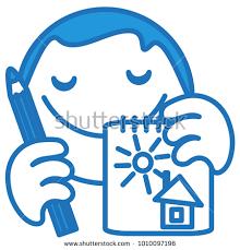 house emoji emoji sketch artist his draft house stock vector hd royalty free