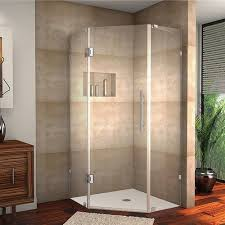 20 best frameless neo angle shower doors images on pinterest