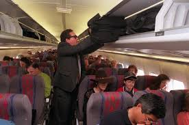 no more free overhead bin on united airlines the spokesman review
