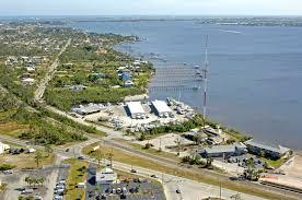 Map Of Stuart Fl Central Marine In Stuart Fl United States Marina Reviews