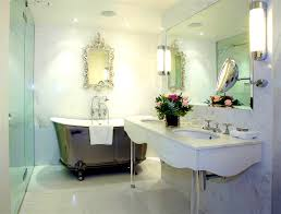 Modern Country Style Bathrooms Cottage Styleroom Lighting With Hardware Sinks