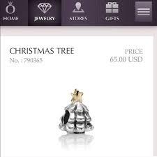 38 pandora jewelry pandora tree charm from liz