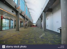 San Jose Convention Center Map by Indoor Hallway San Jose Mcenery Convention Center California Stock