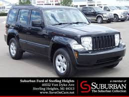 2012 jeep liberty sport suv used 2012 jeep liberty for sale arbor mi